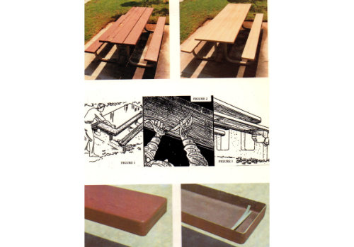 TABLE AND BENCH COVERS
