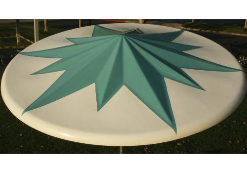 Fiber Glass Umbrellas